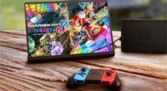Lenovo Yoga x Taked tablet like a portable HDMI monitor