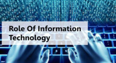 What Is the Role of Information Technology?