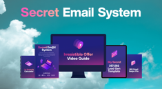 What is the Secret Email System